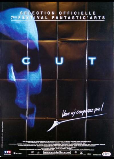 affiche du film CUT