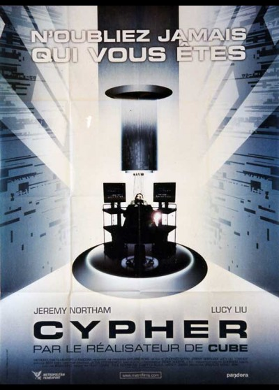 CYPHER movie poster