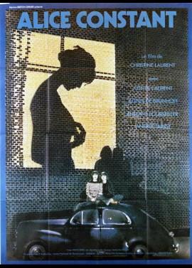 affiche du film ALICE CONSTANT