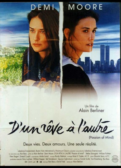affiche du film D'UN REVE A L'AUTRE