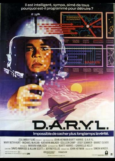 affiche du film D.A.R.Y.L / DARYL