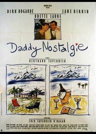 affiche du film DADDY NOSTALGIE