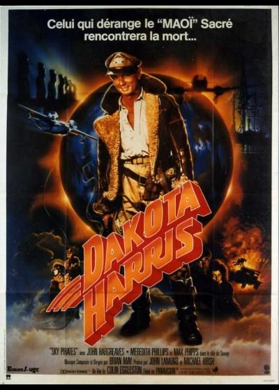 affiche du film DAKOTA HARRIS