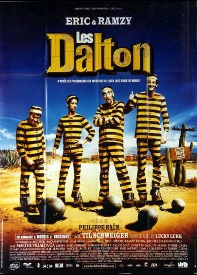 DALTON (LES) movie poster