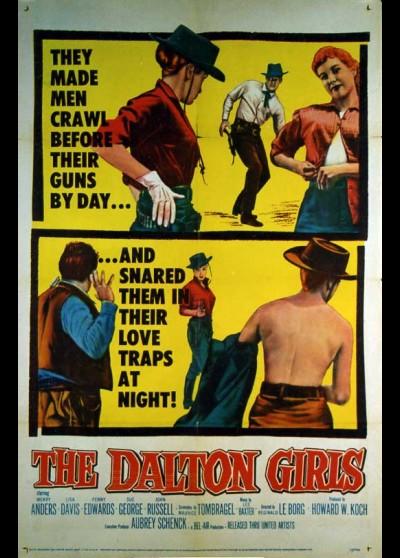 affiche du film DALTON GIRLS (THE)