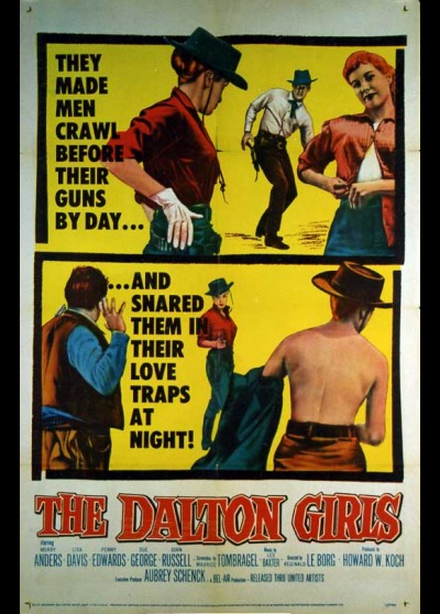 DALTON GIRLS (THE) movie poster
