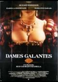 DAMES GALANTES