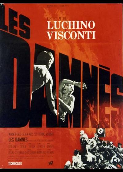 CADUTA DEGLI DEI (LA) movie poster