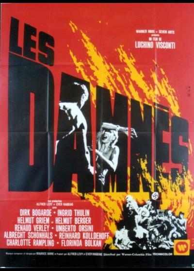 affiche du film DAMNES (LES)