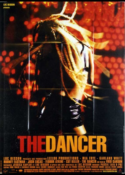 affiche du film DANCER (THE)
