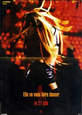 affiche du film DANCER (THE)