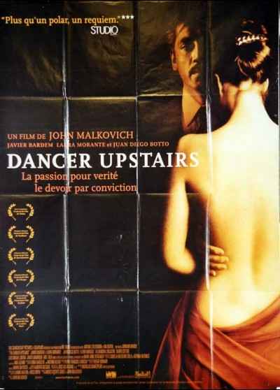 affiche du film DANCER UPSTAIRS