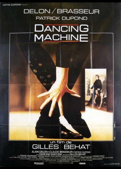 affiche du film DANCING MACHINE