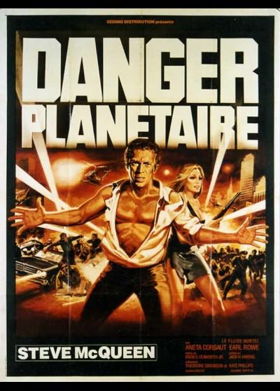 affiche du film DANGER PLANETAIRE