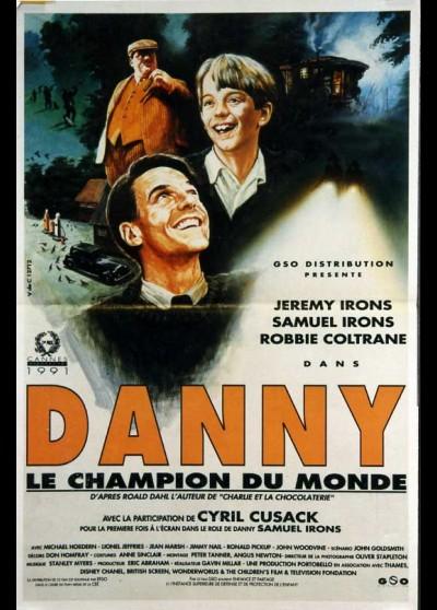 affiche du film DANNY LE CHAMPION DU MONDE