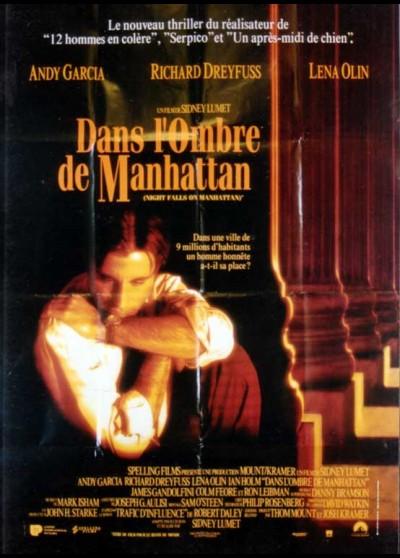 affiche du film DANS L'OMBRE DE MANHATTAN