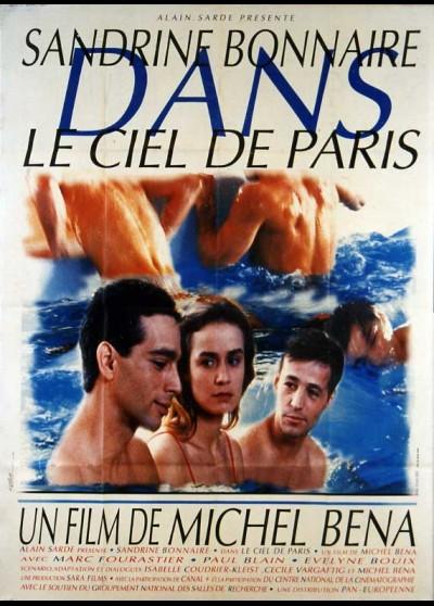 CIEL DE PARIS (LE) movie poster