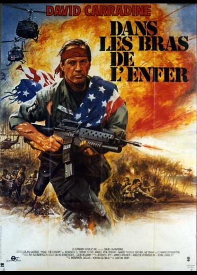 affiche du film DANS LES BRAS DE L'ENFER