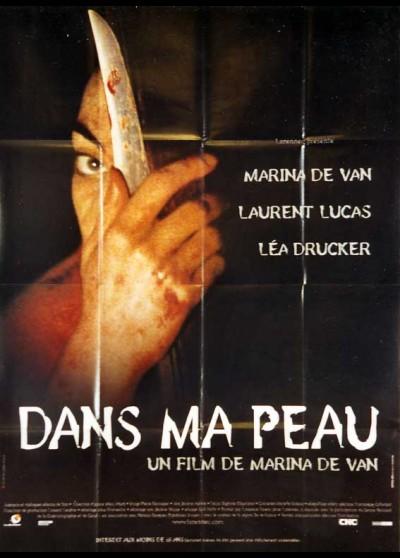DANS MA PEAU movie poster