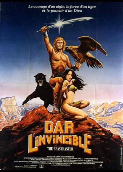 affiche du film DAR L INVINCIBLE