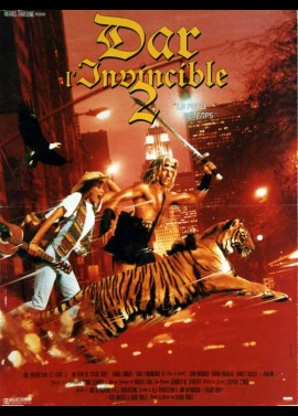 BEASTMASTER 2 THROUGH THE PORTAL OF TIME movie poster