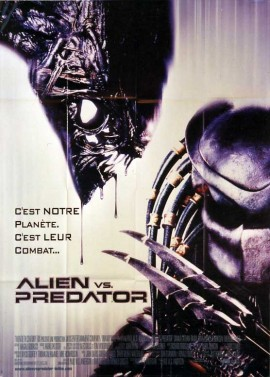 ALIEN VERSUS PREDATOR movie poster