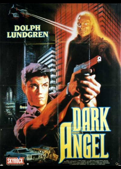 DARK ANGEL / I COME IN PEACE movie poster