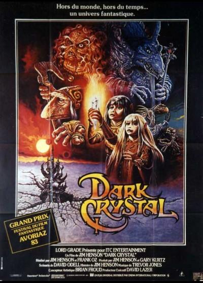 DARK CRYSTAL (THE) movie poster