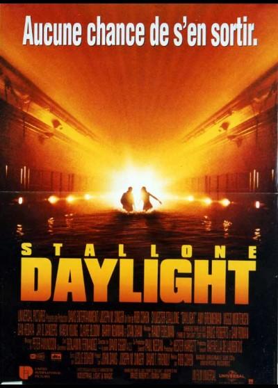 DAYLIGHT movie poster