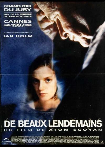 affiche du film DE BEAUX LENDEMAINS
