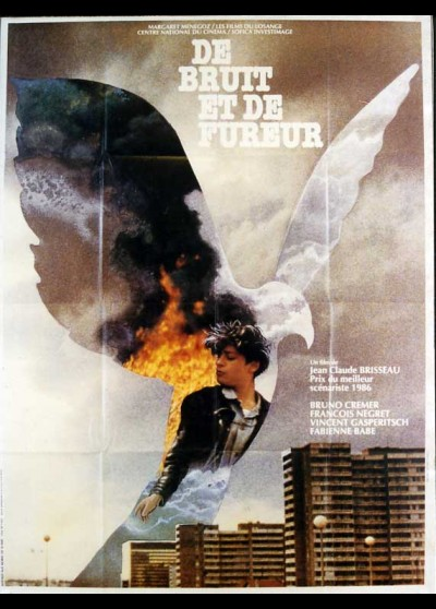 affiche du film DE BRUIT ET DE FUREUR