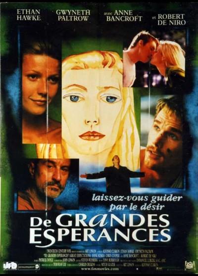 affiche du film DE GRANDES ESPERANCES