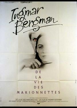 AUS DEM LEBEN DER MARIONETTEN movie poster