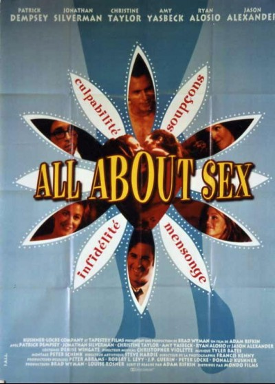 affiche du film ALL ABOUT SEX