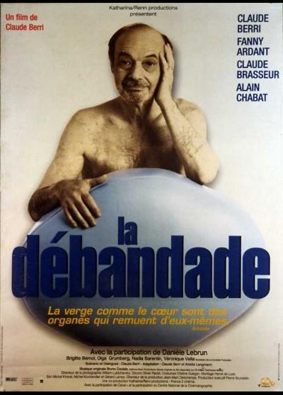 affiche du film DEBANDADE (LA)