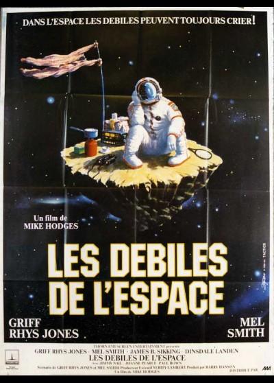 affiche du film DEBILES DE L'ESPACE (LES)
