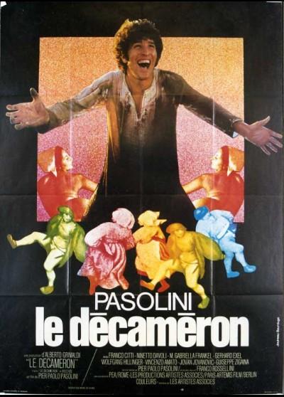 affiche du film DECAMERON (LE)