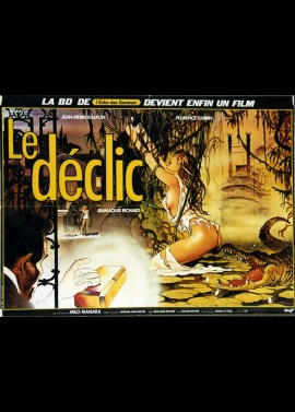 DECLIC (LE) movie poster