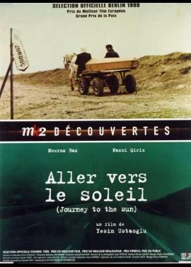 affiche du film ALLER VERS LE SOLEIL