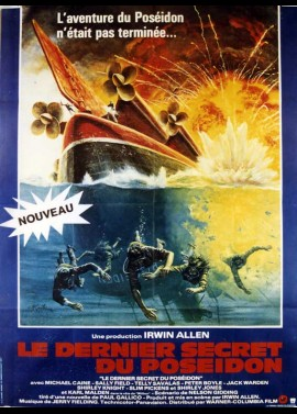BEYOND THE POSEIDON ADVENTURE movie poster