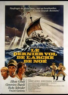 affiche du film DERNIER VOL DE L'ARCHE DE NOE (LE)