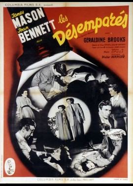 affiche du film DESEMPARES (LES)