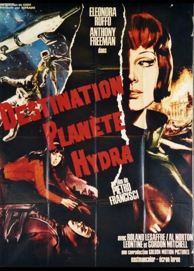 2 + 5 MISSIONE HYDRA / STAR PILOT movie poster