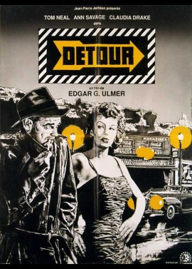 DETOUR movie poster