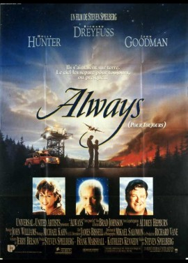 ALWAYS movie poster