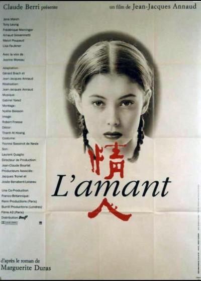 affiche du film AMANT (L')