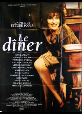 affiche du film DINER (LE)