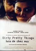 DIRTY PRETTY THINGS LOIN DE CHEZ EUX