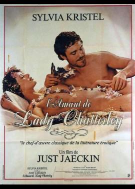 affiche du film AMANT DE LADY CHATTERLEY (L')