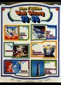 DISNEY TETES D'AFFICHE 1975 / 1976
